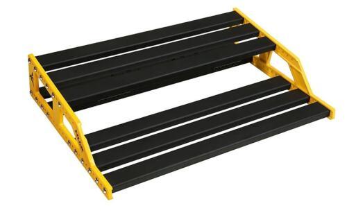 "NUX NPB-M Bumblebee 17.5 x 9.57 x 3.54/"" Guitar Effect Pedal-board /& Bag"
