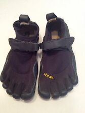 Five Fingers KSO Shoe Black Yellow 34 Womens Sz 5 Vibram