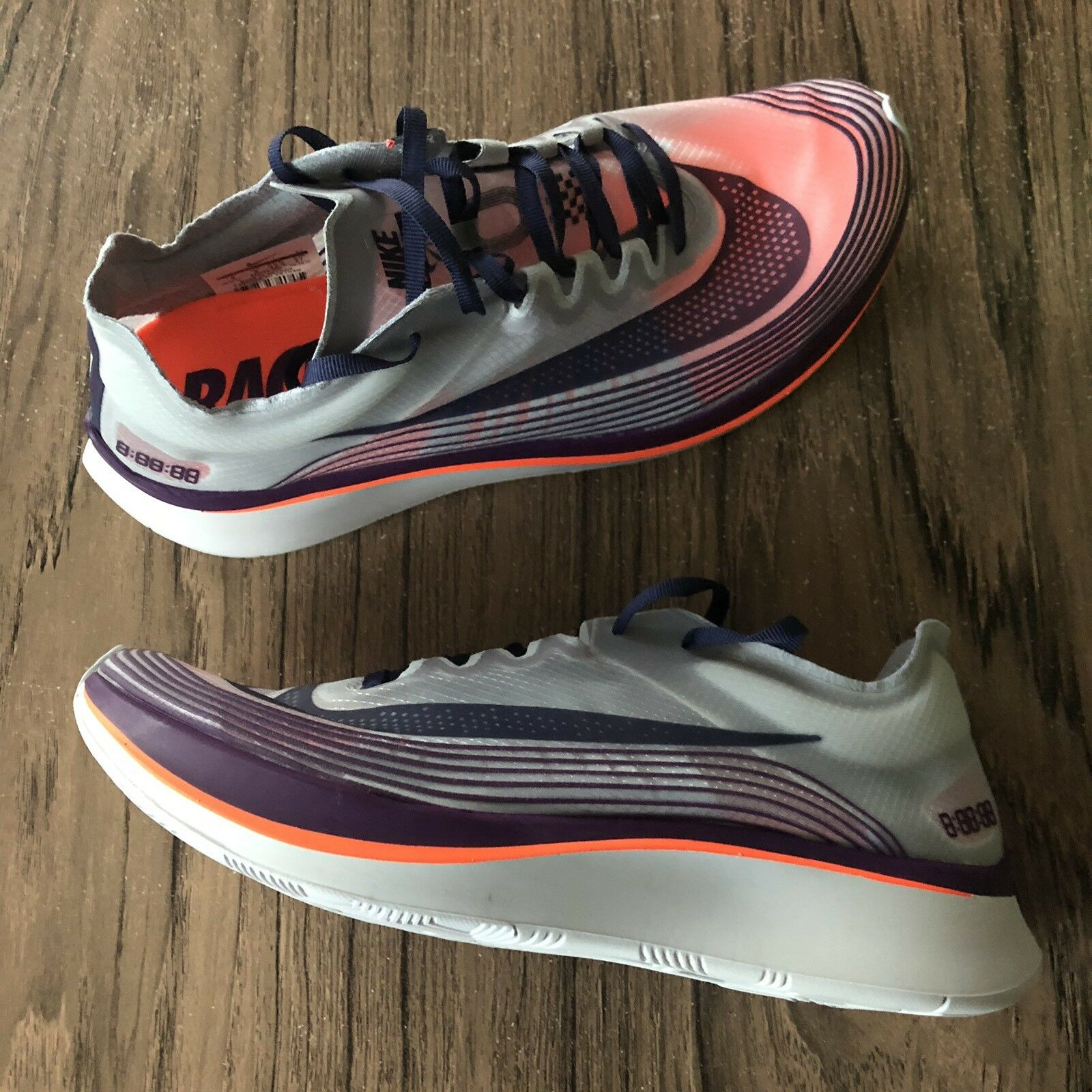 A886G Nike Nikelab Zoom Fly SP AA3172-500 Mens Size 8.5 NEW
