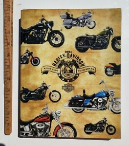 2011 Harley Davidson Motorcycle Genuine Motor Parts Accessories Catalog Book Ebay