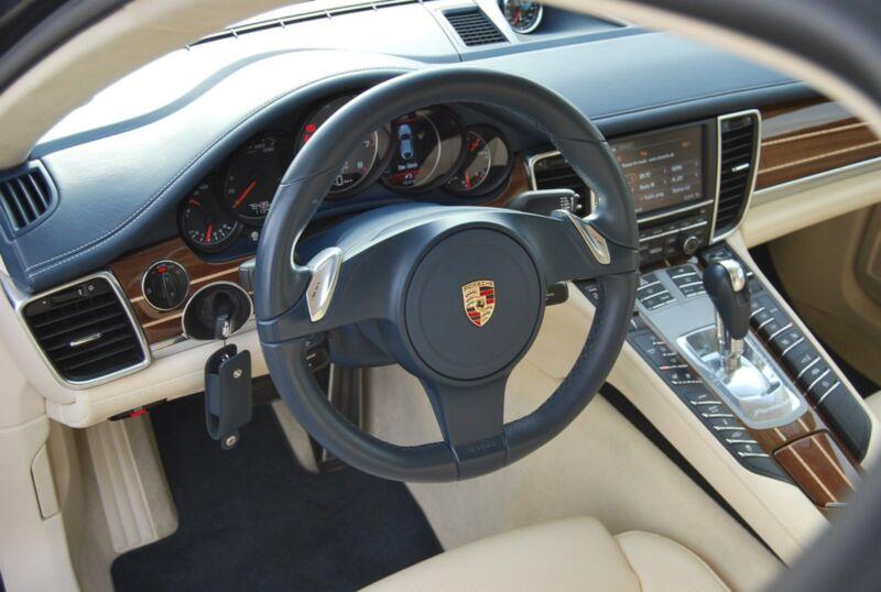 Porsche Panamera S PDK - 7