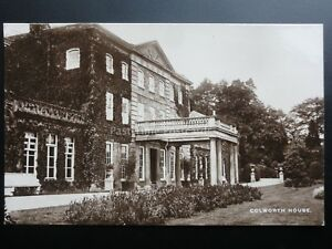 Bedfordshire-Colworth-House-Colworth-Park-Old-RP-Postcard