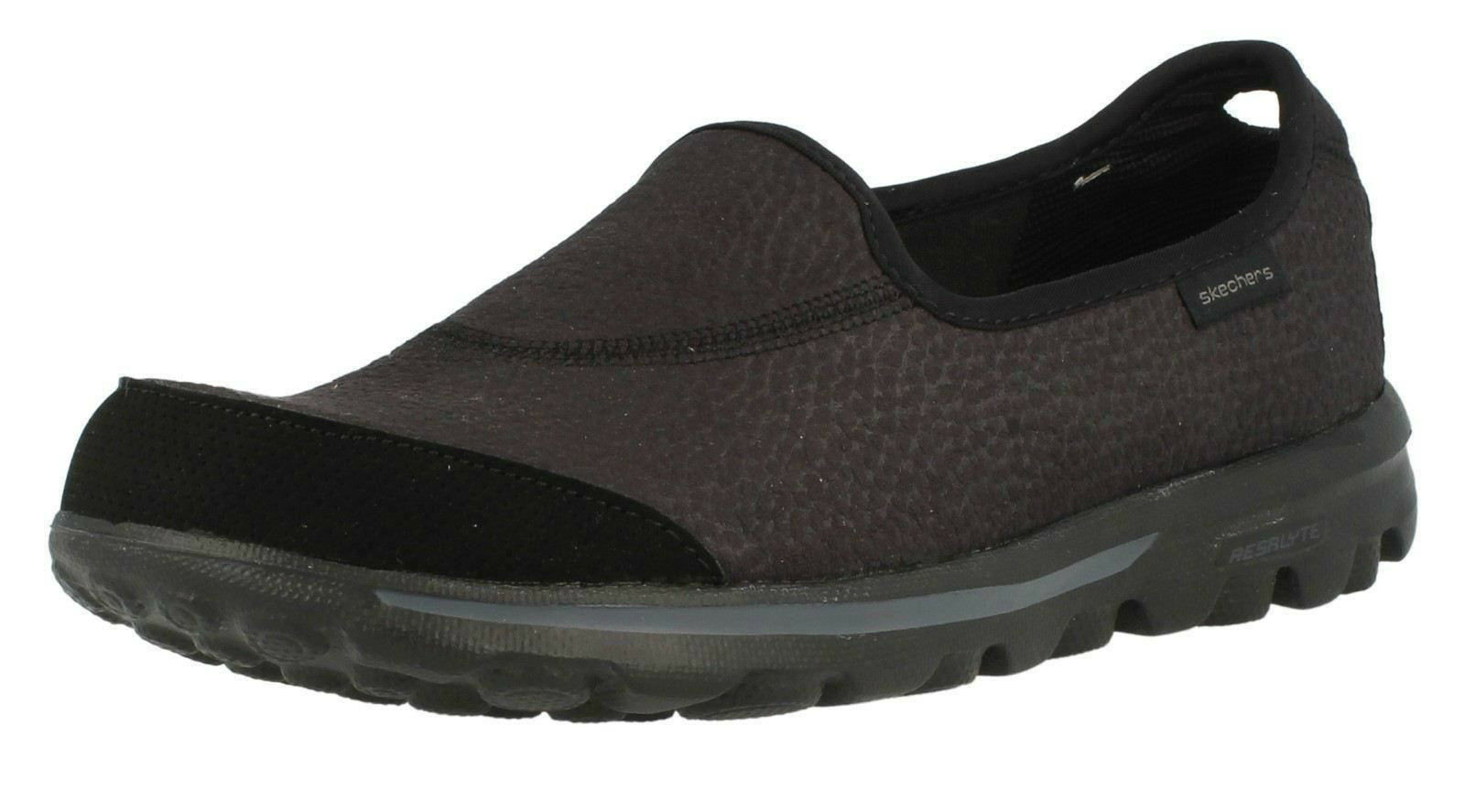 Damenschuhe Skechers Go Walk Ultimate Casual Slip On Passeggio Schuhe Casual Ultimate Ginnastica 13519 c8767e