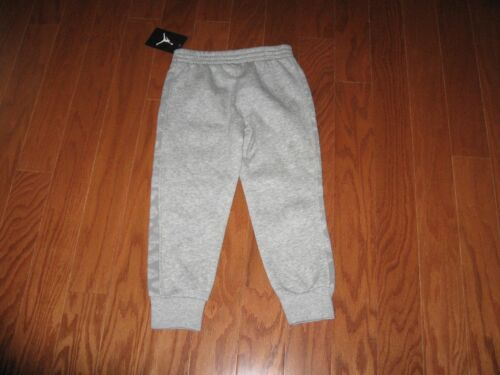 AIR JORDAN BOYS ATHLETIC FLEECE JOGGER SIZE 2T//3T//4T NWT MSRP$48