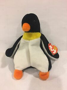 Image is loading Waddle-The-Penguin-Ty-Beanie-Baby-Style-4075- e84830e6f1e