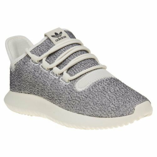Tubular Style Running Lace Shadow Adidas Womens New Textile Grey Trainers Up FqatwnS