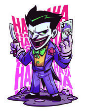 The Joker 2 6 Vinyl Decal Stickers
