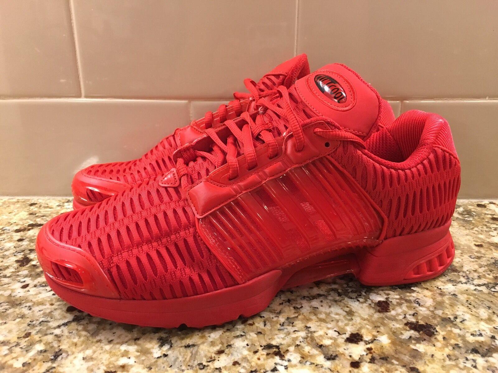 Adidas originali ba8581 clima forte 1 uno ba8581 originali collegiale rosso ds dimensioni: 11 9df404