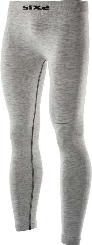 Leggings Merinos SIX2 Merinos Carbon LEGGINGS MERINOS CARBON SIX2