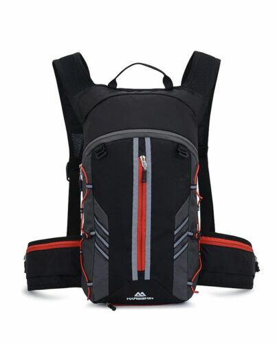 Details about  /Hydration Backpack Trail Running Cycling Marathon Rucksack Vest Soft Flask 10L