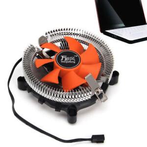 2200RPM-CPU-Silencieux-Ventilateur-dissipateur-de-Chaleur-Refroidissement