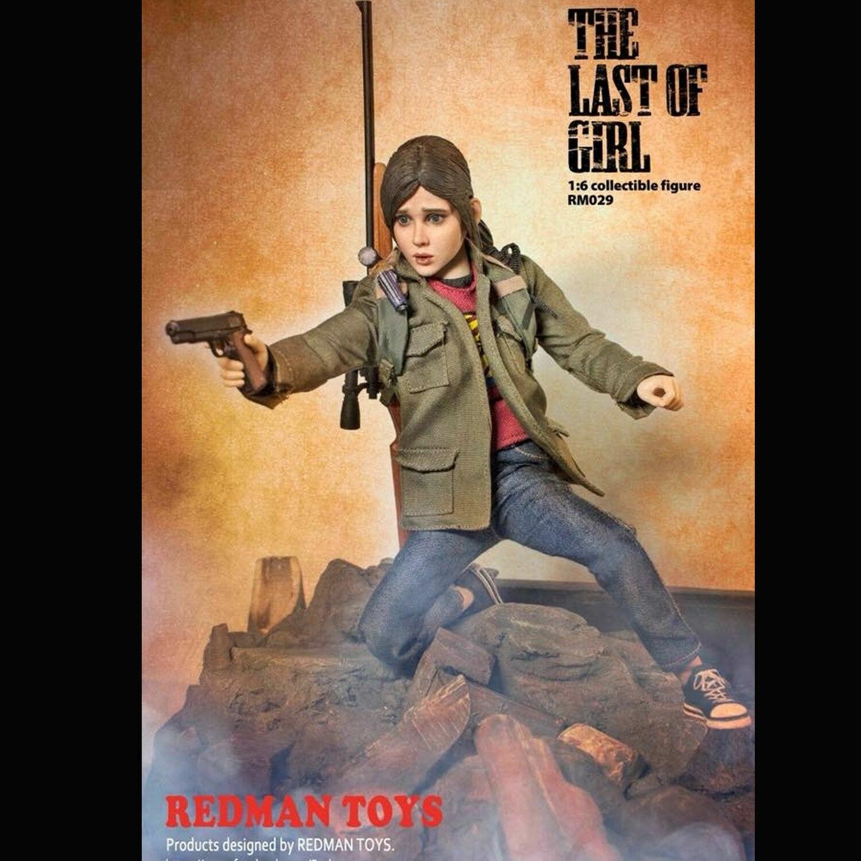REDMAN TOYS 1 6 The LAST OF GIRL  -- US SELLER