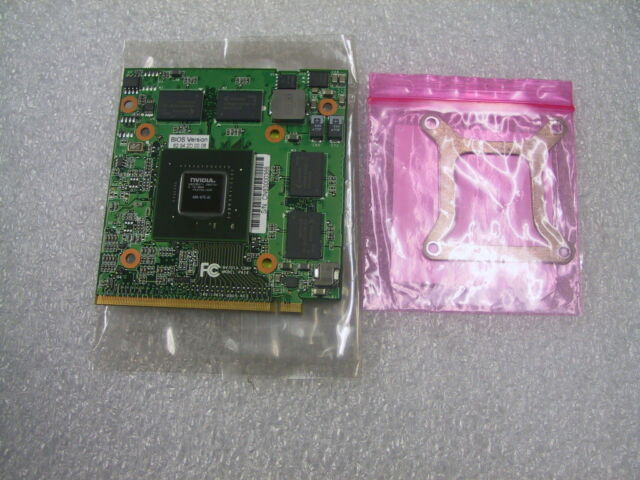 HP Fx770m MXM 256mb PCIe Video Card 488605-001