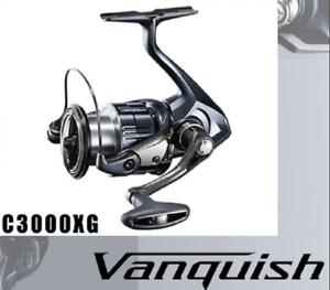 Shimano 19 Vanquish C3000XG Spinning Carretes Nuevo Japón