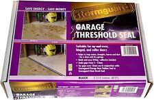 Stormguard Garage Door Floor Threshold draught excluder Seal kit gaps 5 - 13mm