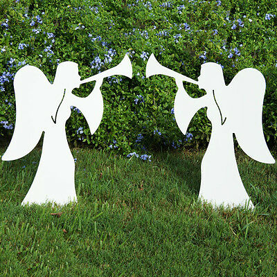 Nativity Angel 2 Piece Set