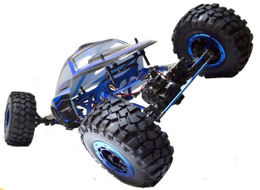 Rock Crawler Himoto 1 5 Trial Evolution Double Engine Electrical 2.4GHz 4WD Rtr
