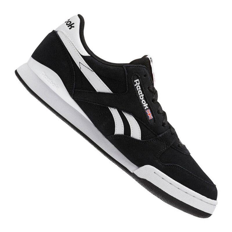 Reebok Phase 1 Pro MU Sneaker black Weiss