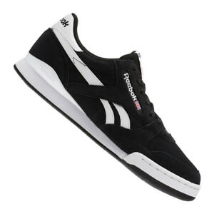 Reebok Phase Sneaker 1 Pro Mu Schwarz Weiss U04Hw06qW