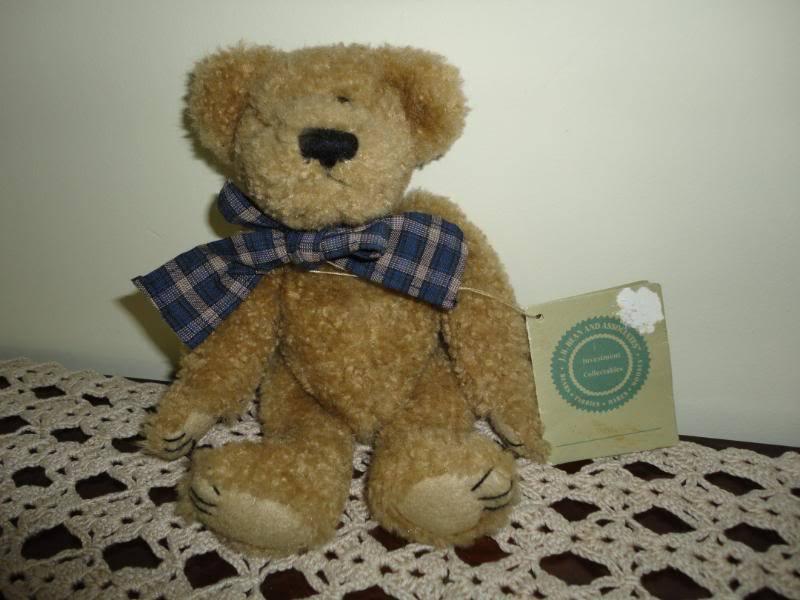 Boyds 8 Investment Collectibles BEAR 8 Boyds inch 3fa8de