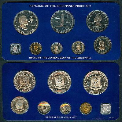 1978 Manuel Quezon Monument  25 Piso Philippine Commemorative Silver Coin