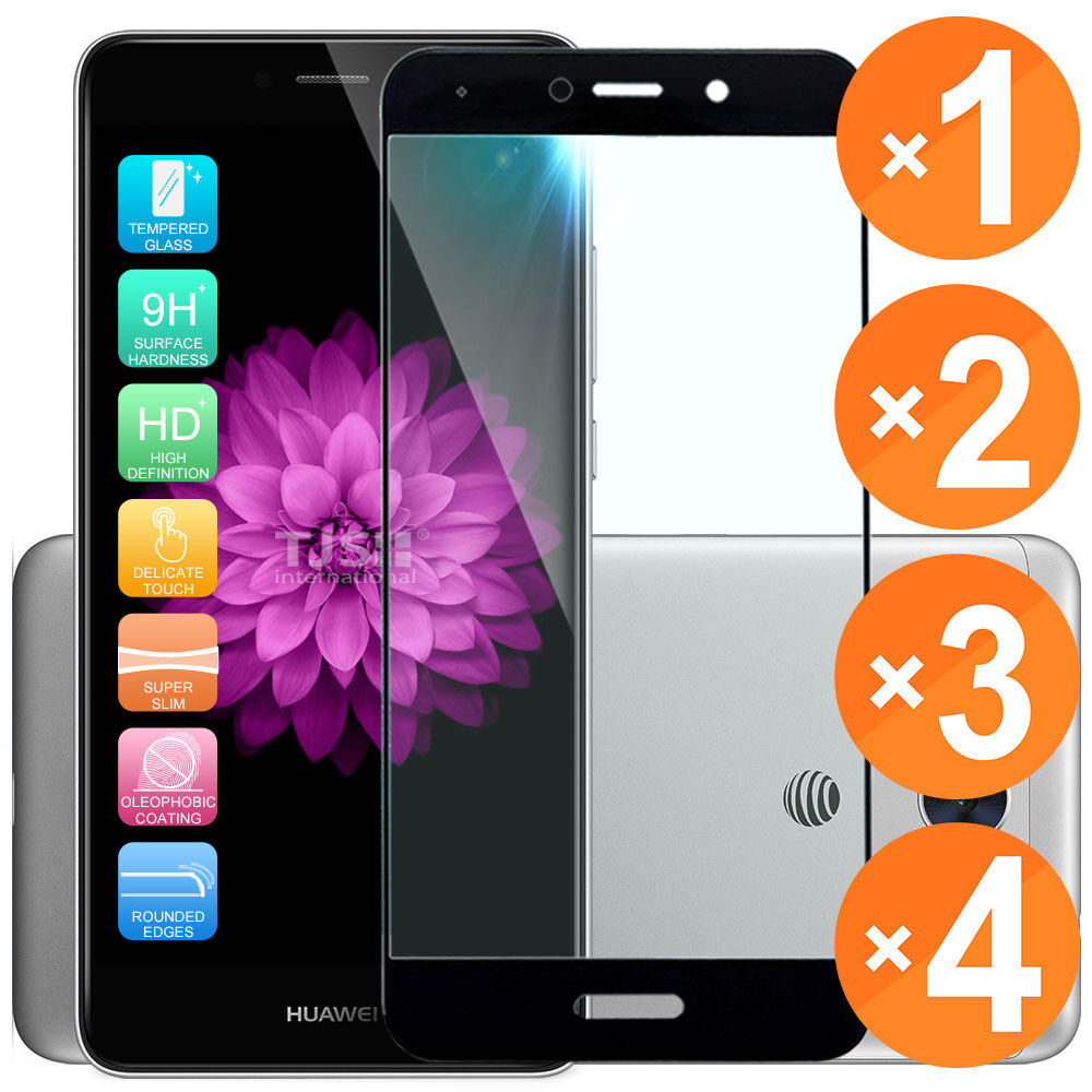 For Huawei Ascend XT2/ Elate 4G Full Coverage Tempered Glass