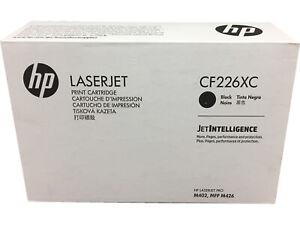HP-CF226XC-CF226X-26X-High-Yield-Black-Toner-Cartridge-Genuine-OEM-Original