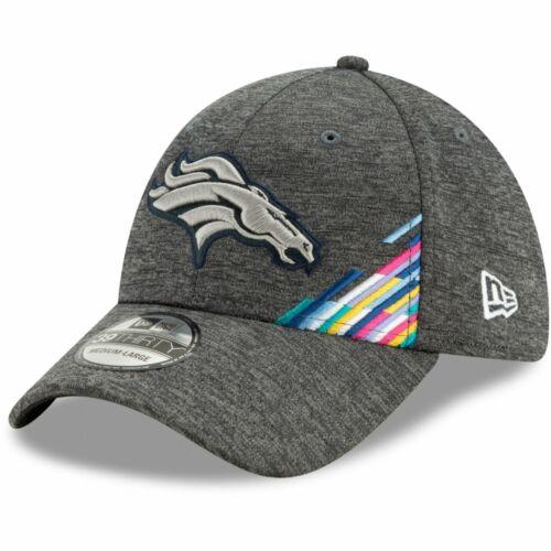 New Era 39Thirty Cap CRUCIAL CATCH Denver Broncos