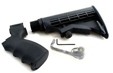 12 GA TACTICAL PISTOL GRIP & STOCK FITS MOSSBERG 500 590 535 MAVERICK 88 AIM NEW