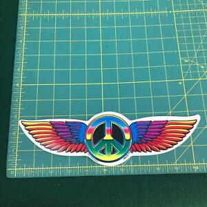 Vintage Grateful Dead Sticker Cool Hippie Decal