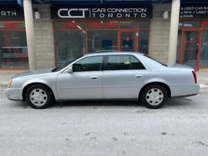2003 Cadillac Deville 8 Cylinder