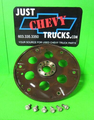 Chevy Silverado Truck Flex Plate LS 6.0 4L80E W// Spacer /& Bolts