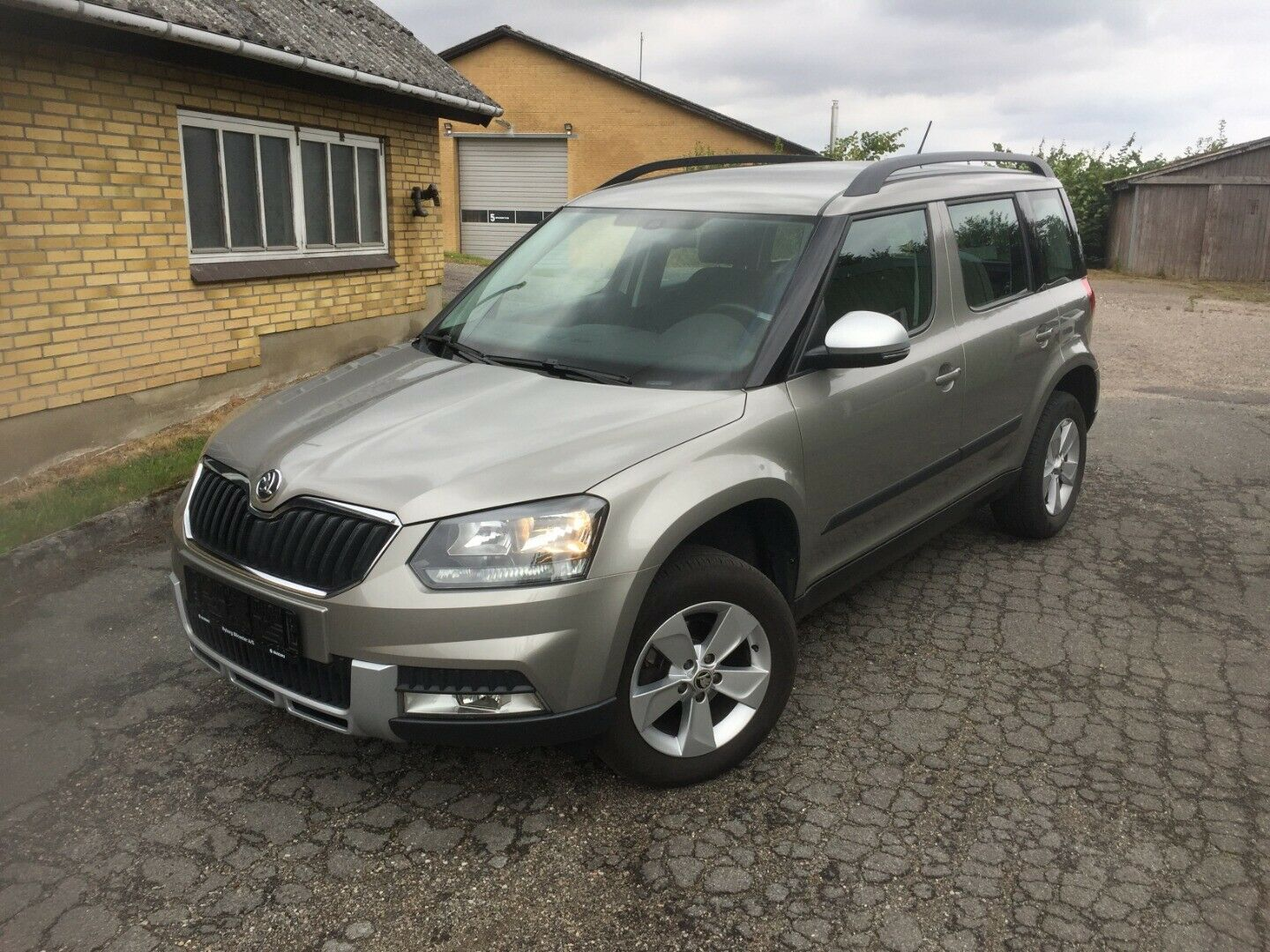 Skoda Yeti Outdoor 1,4 TSi 122 Ambition GreenTec 5d