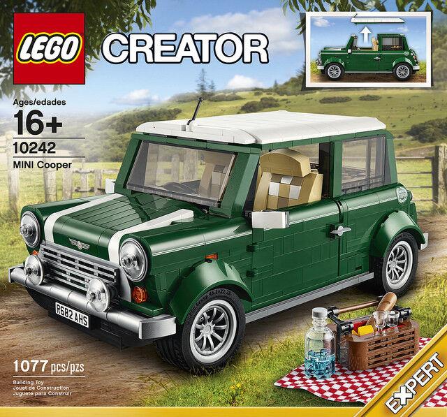Lego creator - experte 10242 mini cooper neu ovp_new misb nrfb