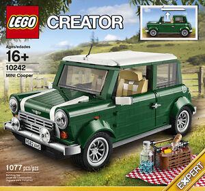 Lego Creator Expert 10242 Mini Cooper Nouveauté Ovp_new Misb Nrfb
