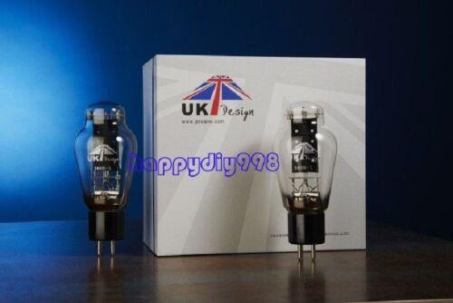 2pcs =1 MATCHED PAIR New PSVANE UK  300B-L Hifi Audio Vacuum Tube Re 300B