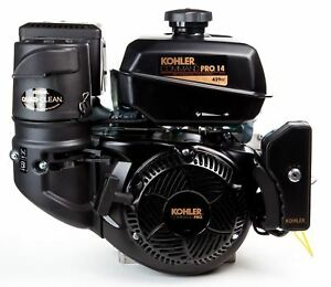 Details about Kohler PRO Series PA-CH440-3041 14 HP Horizontal Engine, 1 x  3 49 in crank