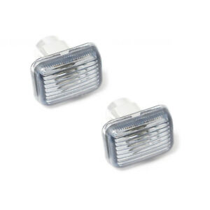 Classic-Mini-Clear-White-Side-Repeaters-Indicators-Lights-Lenses-Lens