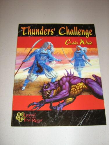 Clan War: Thunders' Challenge (New)
