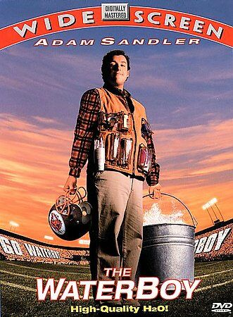 The Waterboy Dvd 1999 For Sale Online Ebay