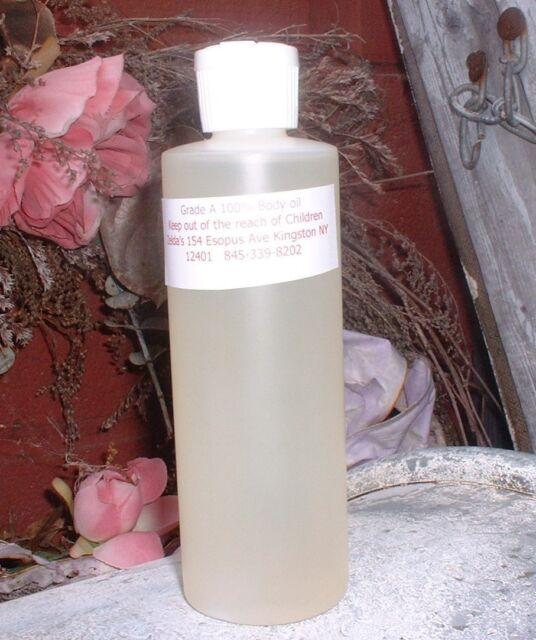 Pussy (Love) Zelda's Body Oil 100% Fragrance Oil Alluring 8 oz FREE SHIPPING!