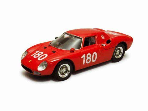 Ferrari 250 - targa florio 1966.   180 ravetto   starrabba 1 43 modell