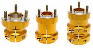 Kart-Radstern-f-Kartachse-30-40-50mm-hinten-goldfarben-verschiedene-Laengen-Kart