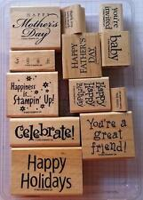 Stampin' Up! All Year Cheer II Easter Christmas Baby Birthday Mother Father Day