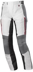 NEU-Held-Torno-GTX-Motorradhose-grau-rot-Gr-S-48-passend-zur-Jacke-Carese