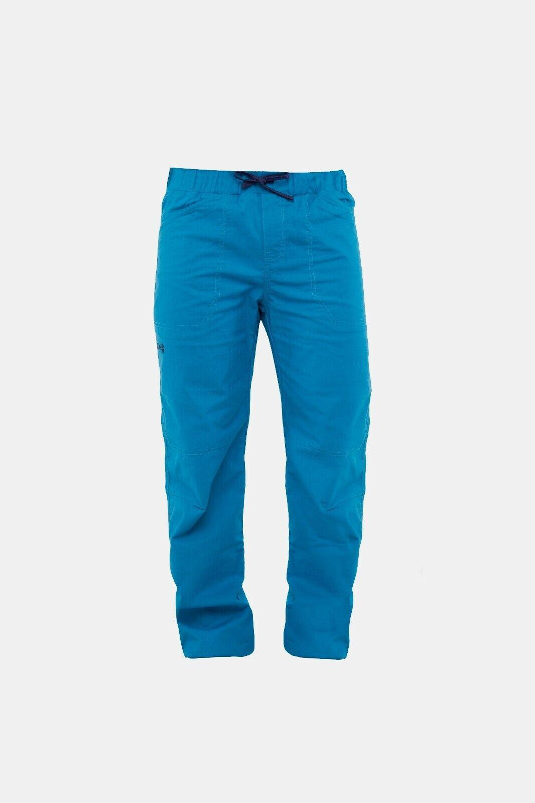 Abk Zen Pant Men Pantaloni Arrampicata per Uomo Mosaic blu
