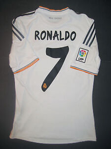 3724db3fc9c Image is loading 2013-2014-Adidas-Real-Madrid-Cristiano-Ronaldo-Jersey-