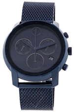 d6af54b8c Movado Bold Ink Blue Dial Chronograph Men s Watch Item No. 3600403 ...