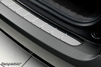 Ladekantenschutz für BMW X3 E83 FL 2007-2010 Edelstahl