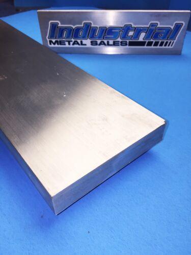 """6061 Aluminum Flat Bar 1/"""" x 6/"""" x 12/""""-Long--/>1/"""" x 6/"""" 6061 MILL STOCK"""